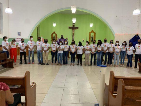 Missa de Envio da Pastoral da Saúde em Naque