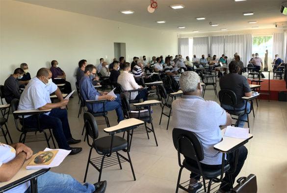 Reunião do Clero de Valadares no Centrel