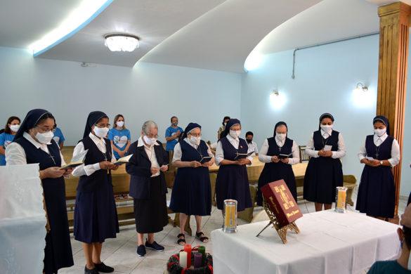 Irmãs Lourdinas fazem a Renovação dos Votos Religiosos