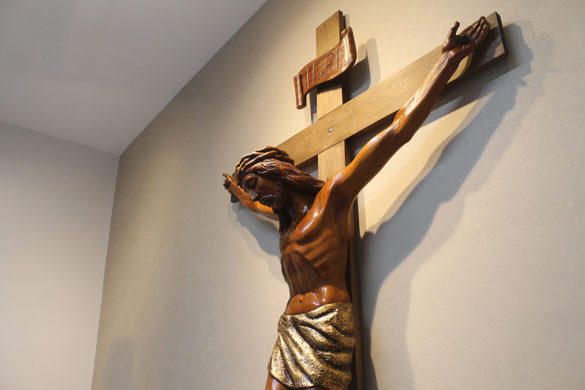 Dom Félix abençoa nova Capela da Casa da Teologia