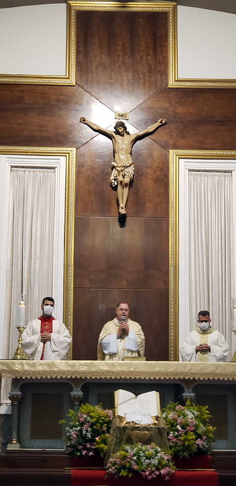Missa da Solenidade do Natal na Catedral