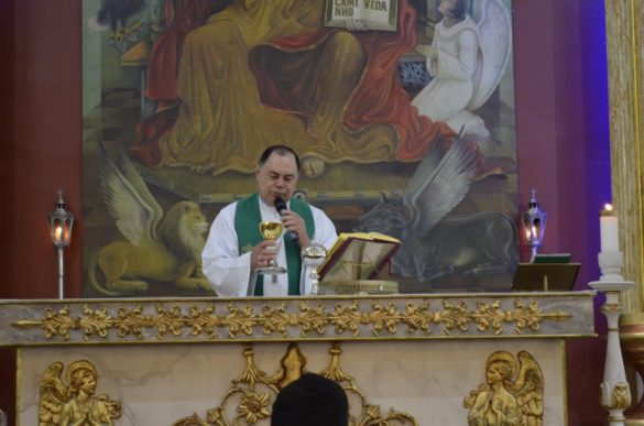 Dom Félix celebra Missas de Abertura do Ano de São José