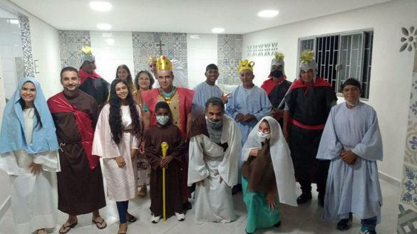 Abertura do Ano de São José na Paróquia do Naque