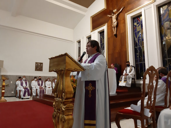 Missa de 7º Dia do Pe. Nelito Dornelas na Catedral