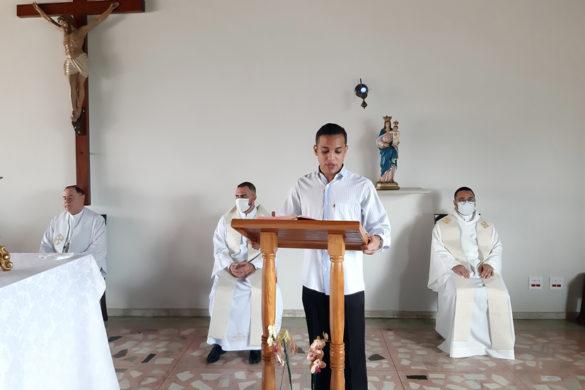 Rito de Admissão entre os Candidatos às Ordens Sacras