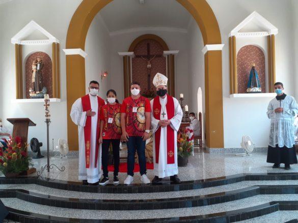 Crisma na Paróquia São João Batista em Ituêta