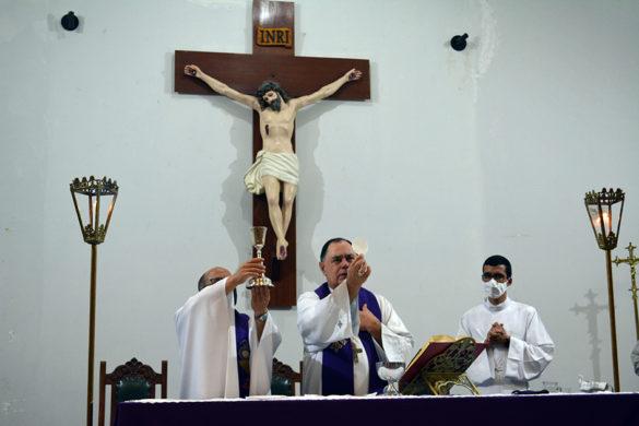 Missa em sufrágio da Alma do Pe. Nelito