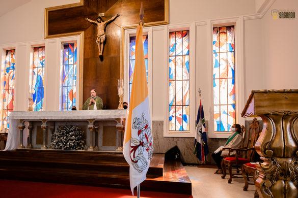 Missa pela Diocese e pelo Município de Valadares