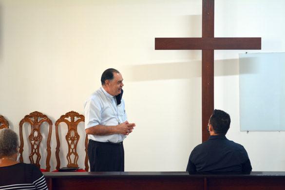 1ª Reunião do CDP do ano no Salão da Catedral