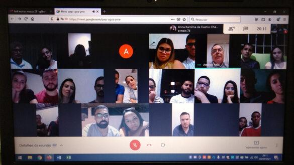 Pastoral Familiar de Valadares realiza 1º Encontro de Noivos 2021