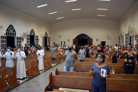 Pe. Marcus Vinicius assume a Paróquia da Vila dos Montes