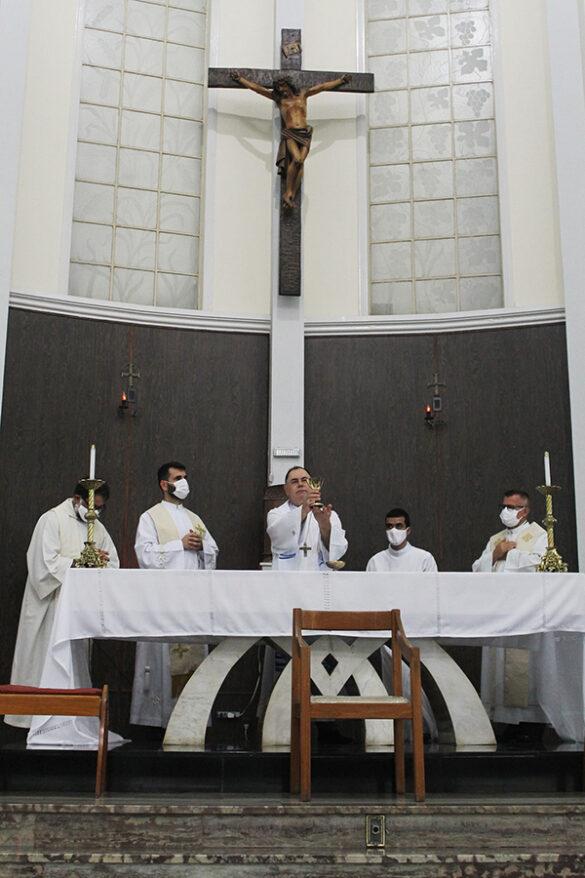 Missa em Comemoração aos 80 Anos do Colégio Imaculada
