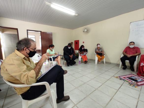 CARITAS DIOCESANA DE VALADARES ELEGE NOVA DIRETORIA