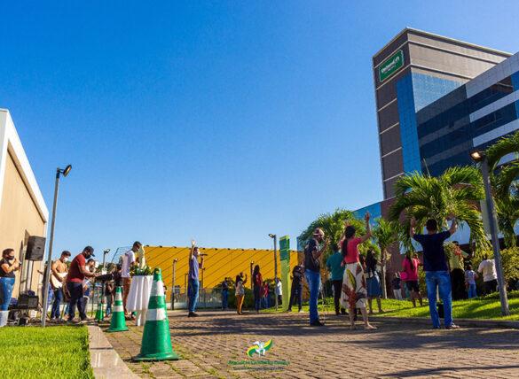 RCC-GV realiza momentos de oração nos hospitais de Valadares: Municipal, Bom Samaritano e da Unimed