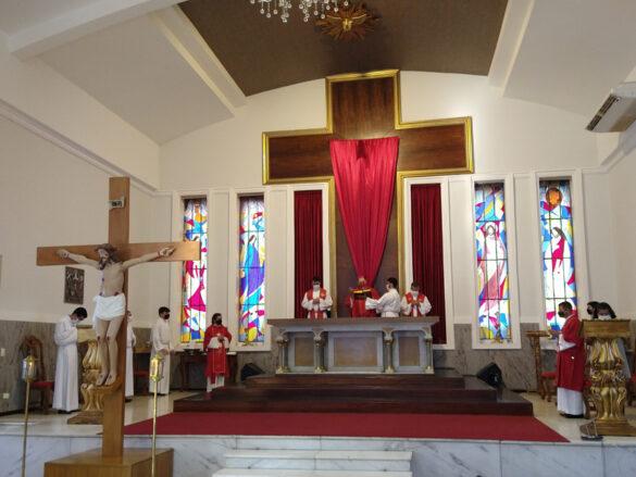 Solene Ação Litúrgica na Catedral