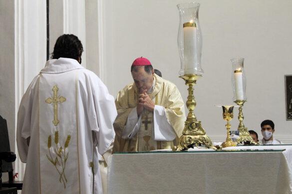 Missa na Ceia do Senhor na Catedral