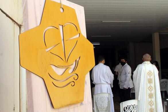 Missa de envio de novos Membros para a Comunidade de Vida Ágape