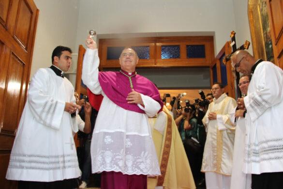 Dom Antônio Carlos Félix – Há 7 anos na Diocese de Valadares