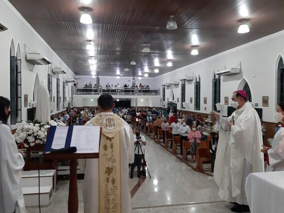 Paróquia da Vila Isa celebra com Júbilo sua Padroeira