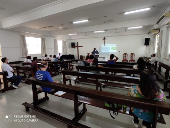 2ª Reunião do CDP em 2021 no Salão da Catedral