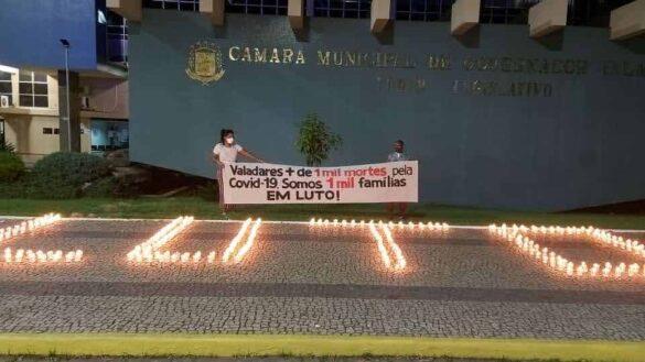 Celebração Ecumênica em Memória às mais de 1.000 Vítimas da Covid-19 em Valadares