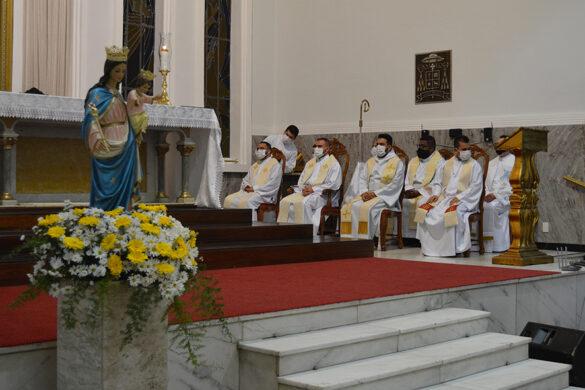 Seminário de Valadares celebra Festa da Padroeira