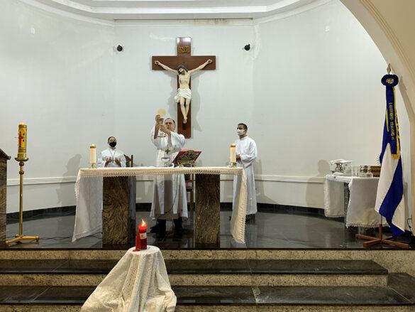 Missa pela Unidade dos Cristãos na Vila dos Montes