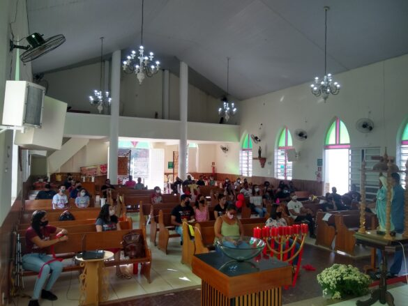 Eventos de Pentecostes da RCC de Valadares