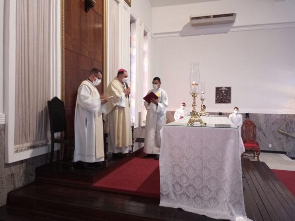 Dom Félix comemora 18 anos de Ordenação Episcopal