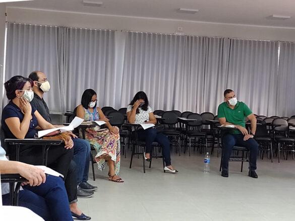 Reunião do Serviço de Animação Vocacional no Centrel