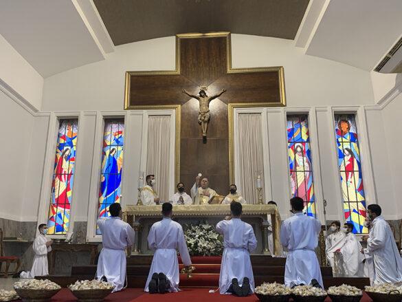 Missa da Festa de Santo Antônio na Catedral