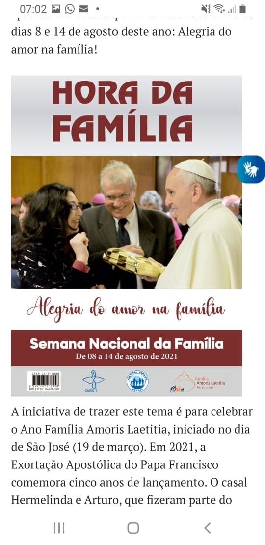 Reunião da Coordenação Diocesana da Pastoral Familiar