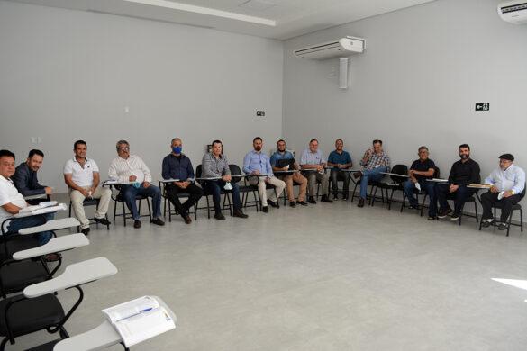Reunião com Diretores Espirituais da Escola Diaconal