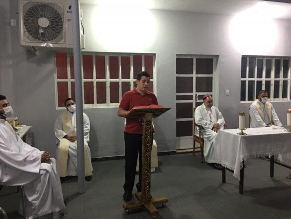 Missa de encerramento do Semestre Formativo do Seminário