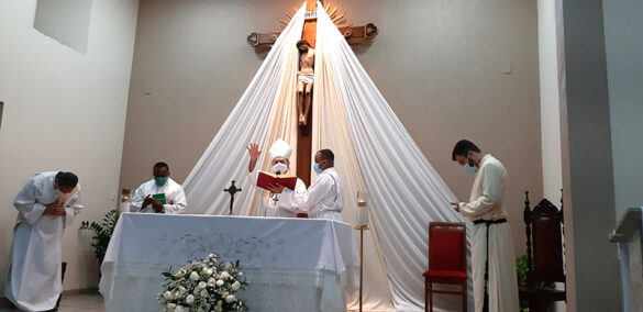 Missa na Comunidade Santa Maria Madalena