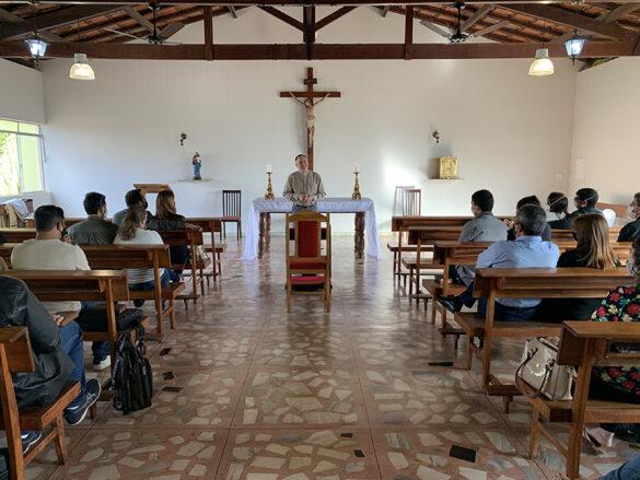 Manhã de Espiritualidade com os Candidatos ao Diaconato
