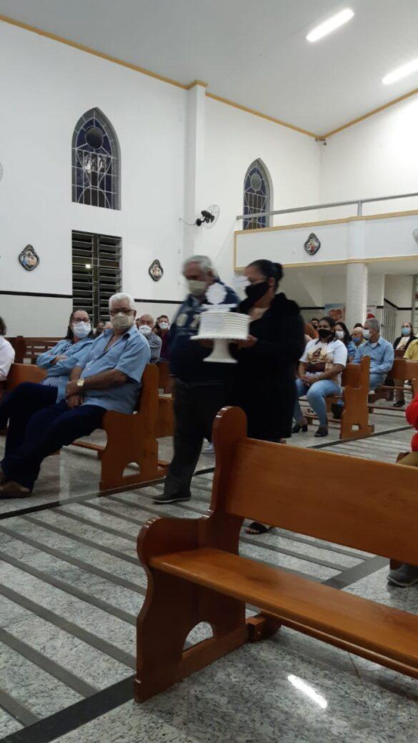 Aniversário de Ordenação Sacerdotal do Padre Irineu