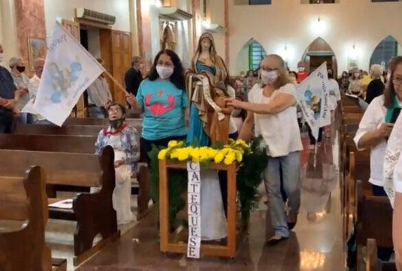 Novena e Festa de Sant'Ana, Padroeira de Resplendor