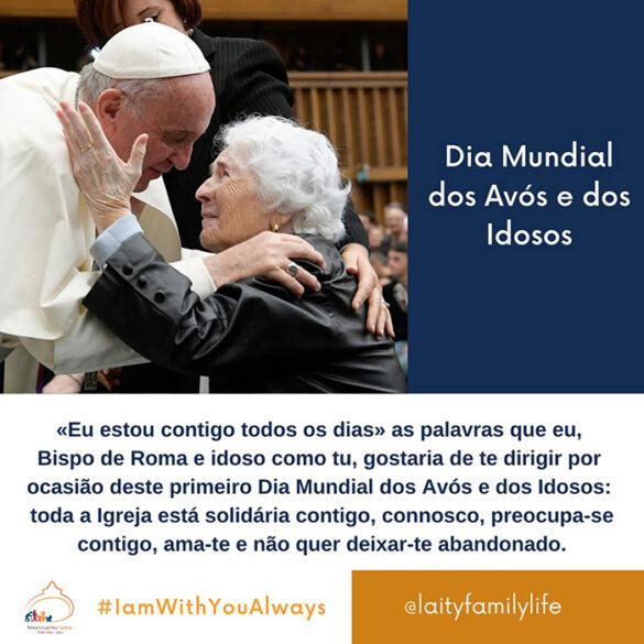 Dia Mundial dos Avós e dos Idosos