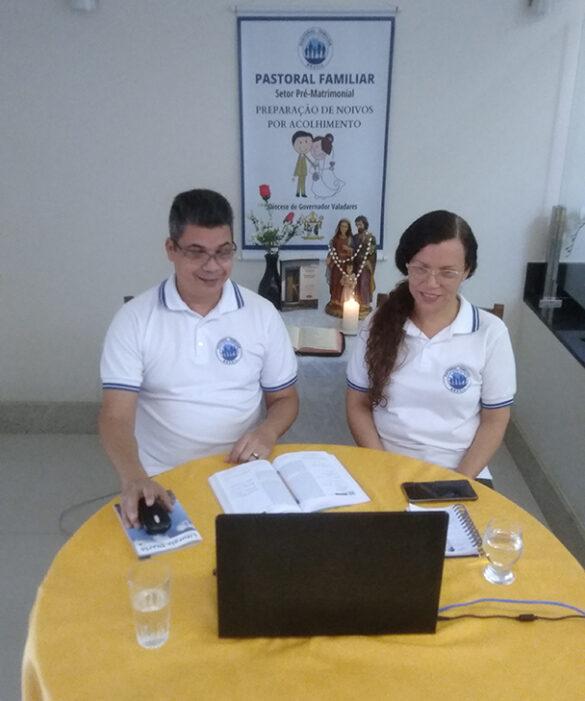 Formação on-line para Casais de Noivos