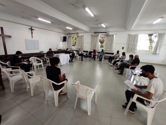 Reunião do Conselho Diocesano de Pastoral na Catedral