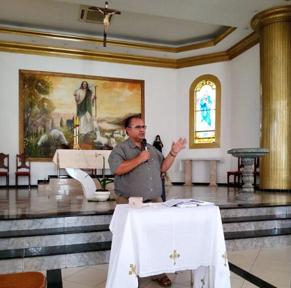 Formação sobre as Diretrizes Pastorais Sacramentais