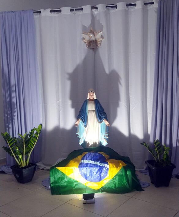 RCC realiza o Cerco de Jericó na sua Sede em Valadares