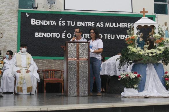 ENCERRAMENTO DA SEMANA DA FAMÍLIA EM VALADARES