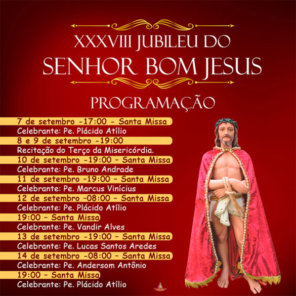 38º Jubileu do Senhor Bom Jesus de Alpercata