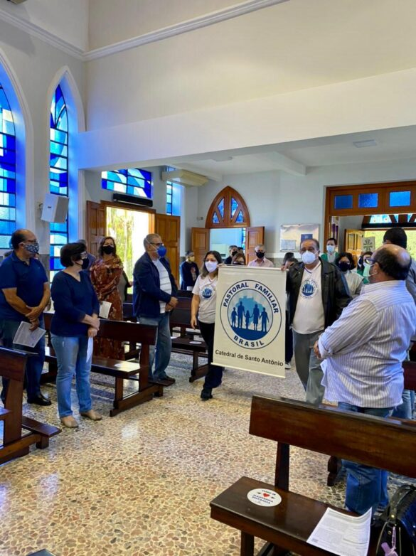 Abertura da Semana da Família nas Paróquias