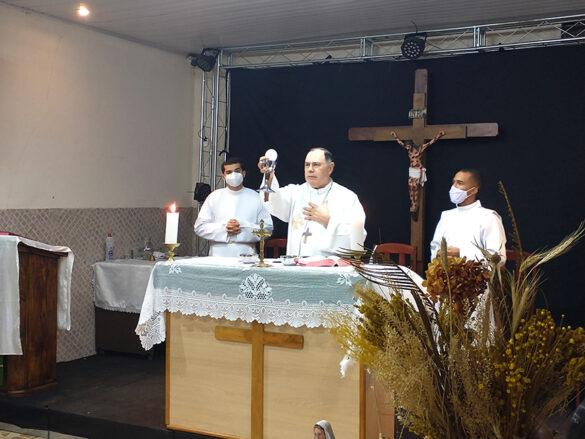 Missa na Festa de Santa Teresa de Calcutá