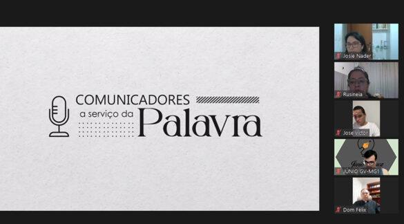 Diocese realiza Conferência on-Line sobre a Pastoral da Comunicação