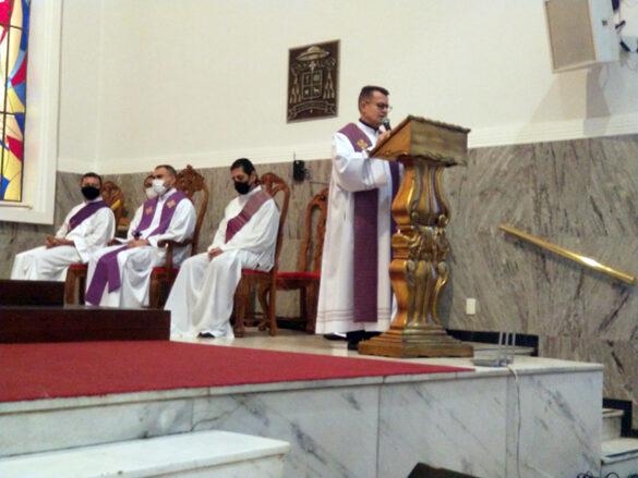Missa de 7º Dia de Dom José Heleno na Catedral