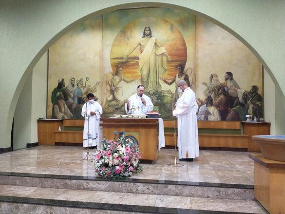 Missa em Comemoração aos 100 Anos da Legião de Maria